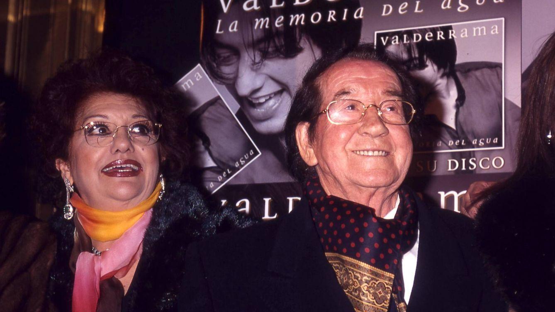 Juanito Valderrama y Dolores Abril: la diferencia de edad que escandalizó a la España de Franco