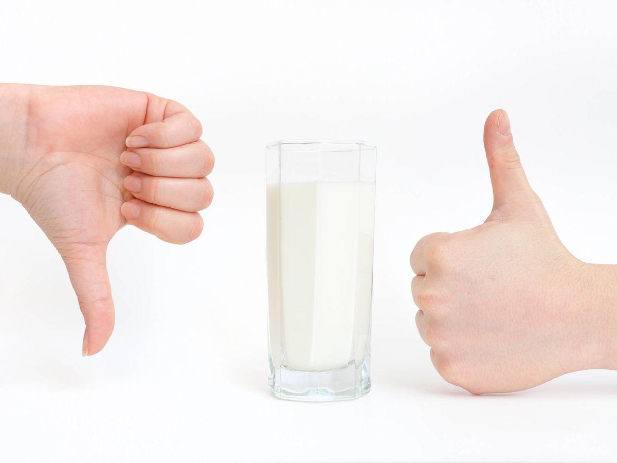 Foto: La alergia a la leche, la más frecuente en niños. (iStock)