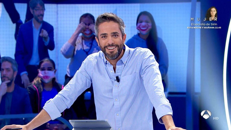Roberto Leal, presentador de 'Pasapalabra'. (Atresmedia)