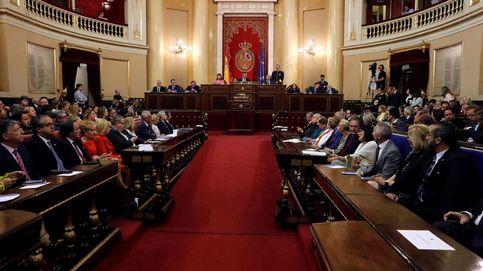 El Senado destina 1,3 millones de euros a indemnizar a los exsenadores
