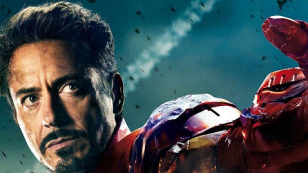 Robert Downey Jr. se transforma en un superhéroe