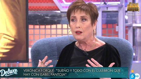 Verónica Forqué atiza a Isabel Pantoja: Morirás hecha una desgraciada