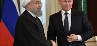 Post de Rusia e Irán amenazan a EEUU con represalias si se repite el ataque a Siria