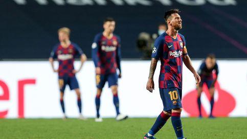 No, para que el Barça gane, no basta con que Messi quiera