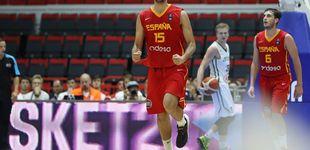Post de La selección sub-20 masculina, campeona de Europa de baloncesto
