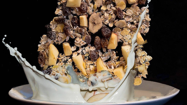 Las versiones de cereales naturales, hinchados o integrales son más saludables.