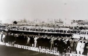 Las carreras de caballos vuelven a la Castellana 82 años después
