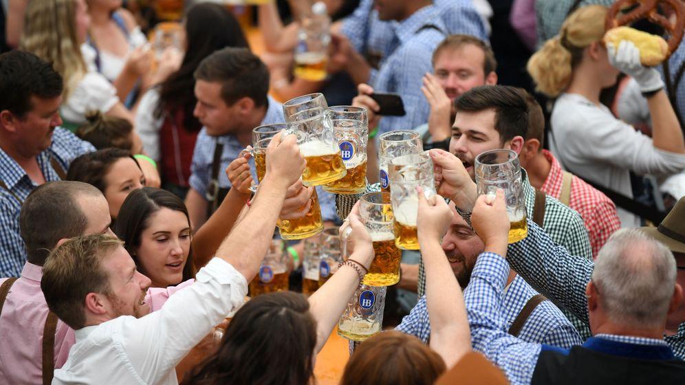 Foto: La sentencia llega nada más arrancar la edición número 186 del famoso Oktoberfest (Reuters/Andreas Gebert)