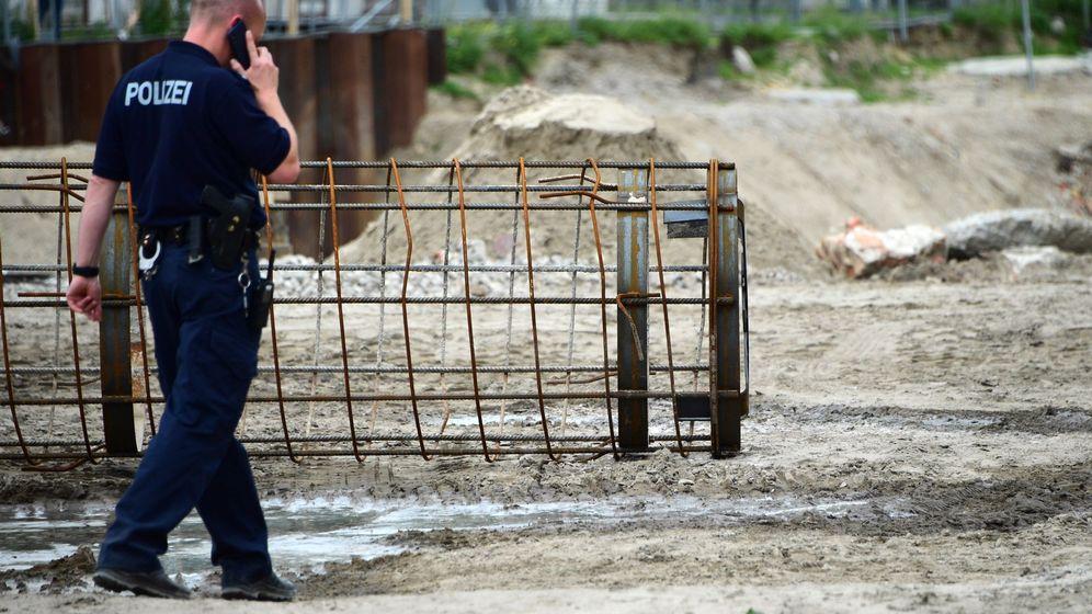 Foto: El 14 de junio encontraron una bomba en Berlín. (Efe)