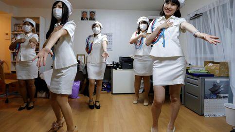 Así es el club de fans (femenino) de Corea del Norte en Japón