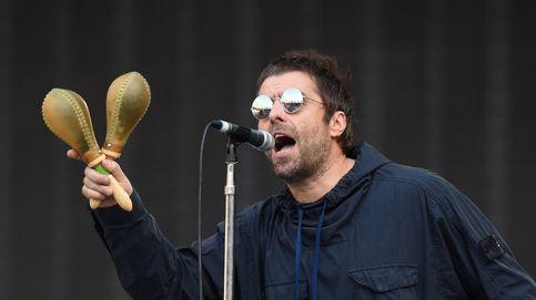 Liam Gallagher en Londres