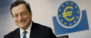 Foto: Draghi rechaza negociar las condiciones de la intervención del BCE