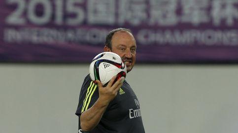Benítez no contesta a Mou: Me gusta el fútbol y por eso sólo hablo de fútbol
