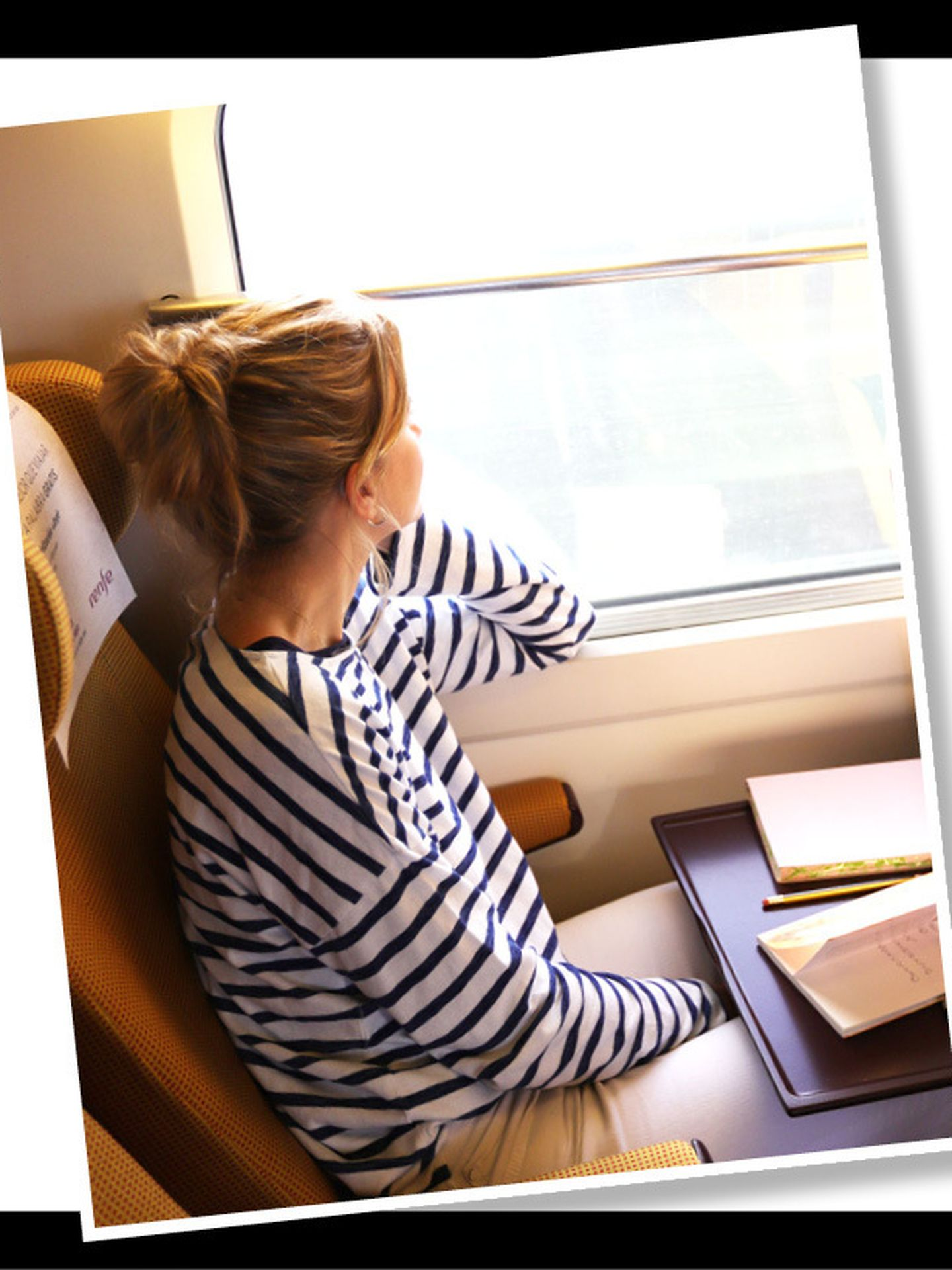Madrid-Alicante, en tren. (IMB)