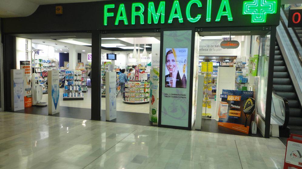 Foto: Una farmacia de la capital. (EFE)