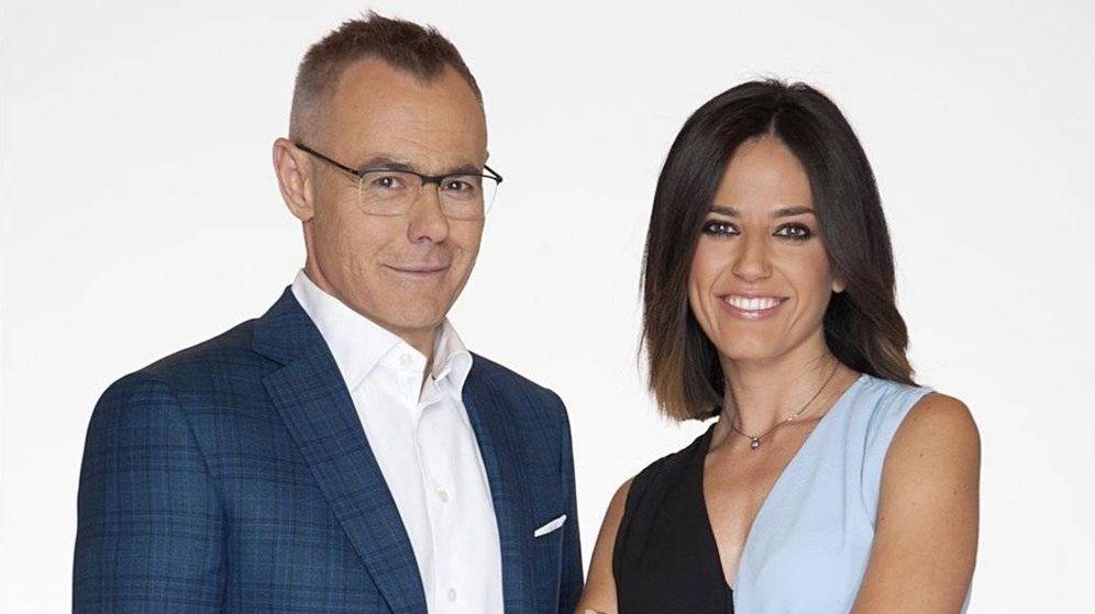 Foto: Jordi González y Nuria Marín no brillan en audiencia con 'Mad in Spain'.