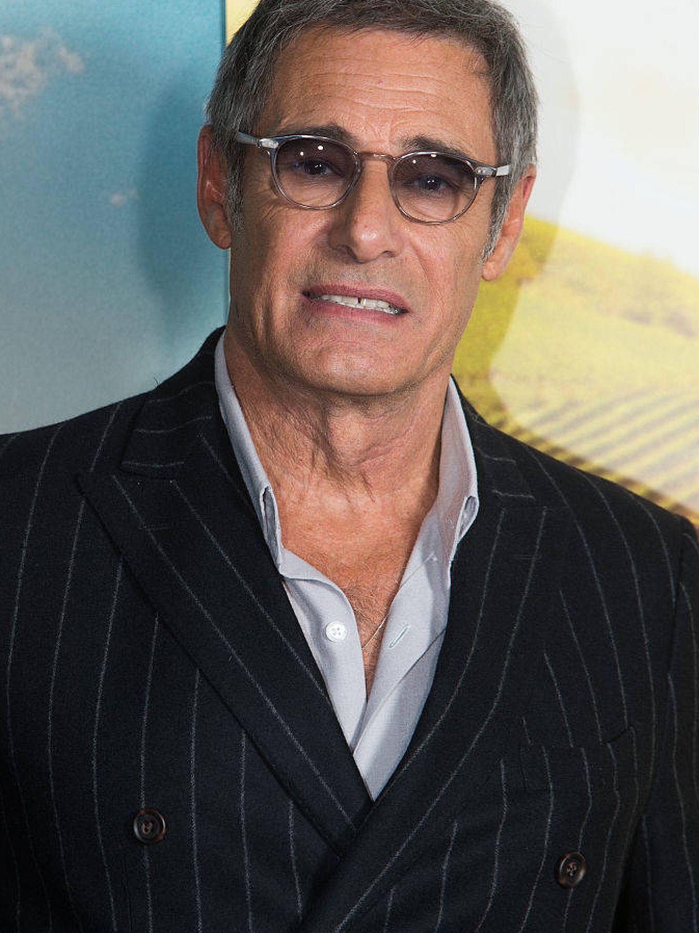 Gérard Lanvin, protagonista de su última película. (Getty)