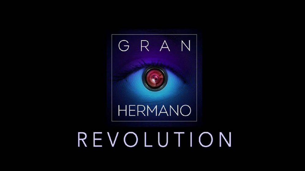 Foto: El logo provisional de la nueva edición de 'Gran Hermano'. (Mediaset España)