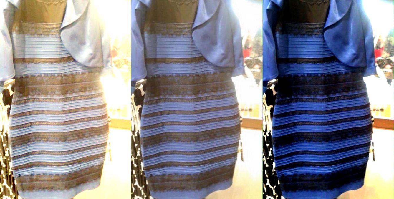 Foto: La imagen original en el centro. A la derecha y a la izquierda la imagen retocada para potenciar unos u otros colores (Foto: Wired)