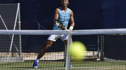 Rafa Nadal: Mi nivel no es suficiente para competir como quiero en Wimbledon