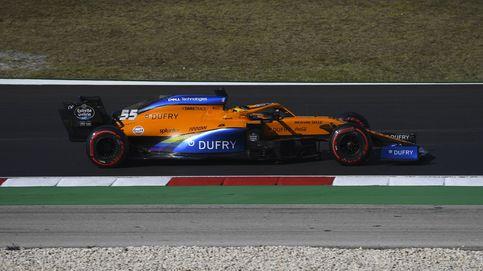 Carlos Sainz y McLaren recuperan pólvora y mecha para un revuelto GP de Portugal
