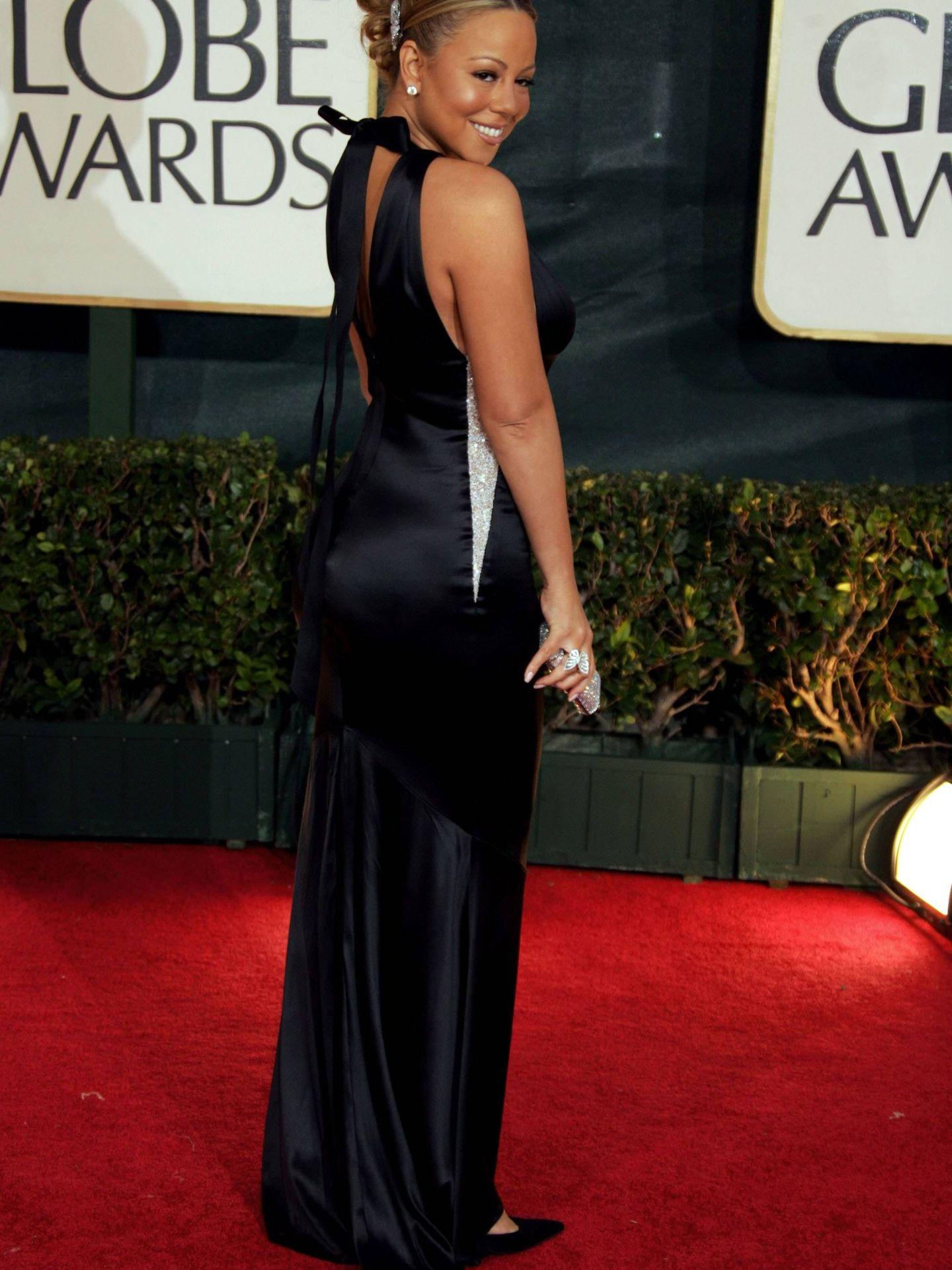 Mariah Carey.(Getty)