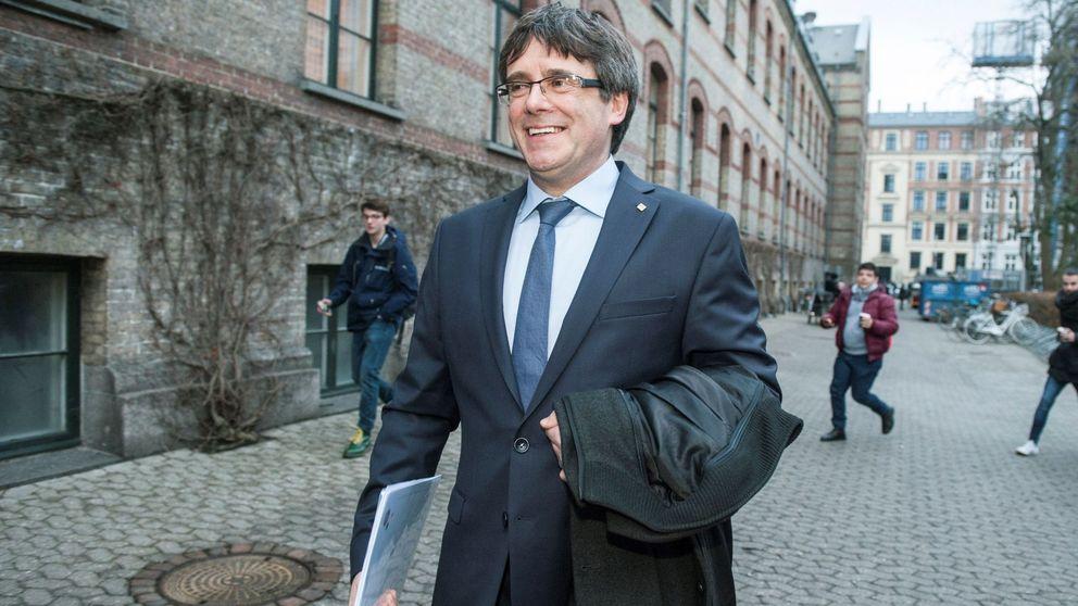 El juez no permitirá a Puigdemont ir a la investidura aunque se entregue