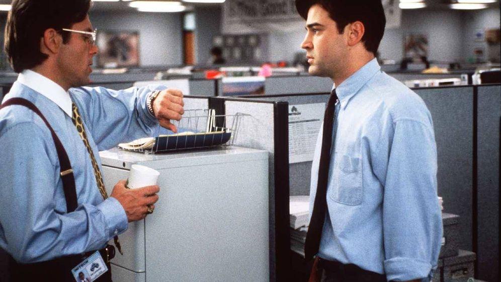 Foto: Fotograma 'Enredos de oficina'.