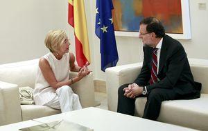Mas 'logra' el milagro: Rajoy y Rosa Díez hacen frente común