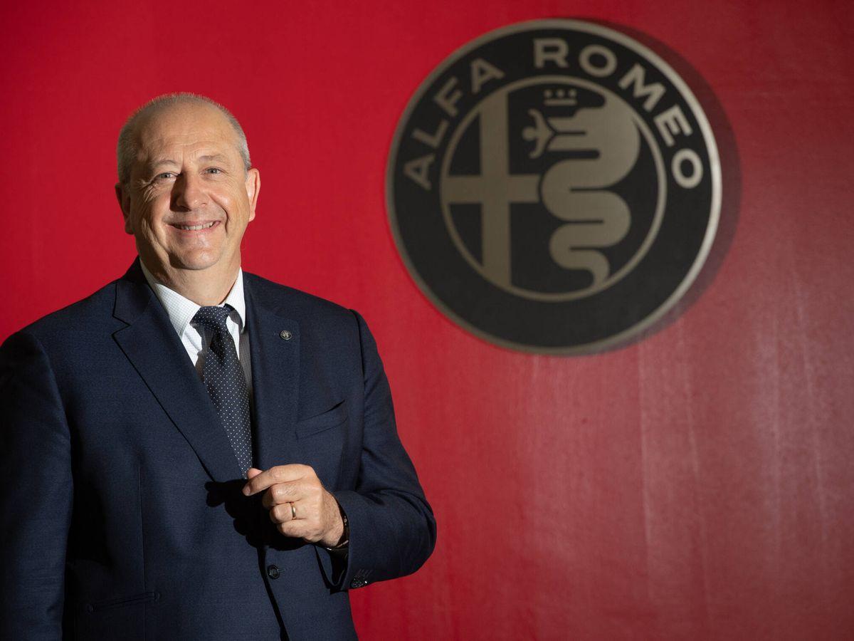 Foto: Jean-Philippe Imparato es, desde el pasado mes de enero, consejero delegado de Alfa Romeo