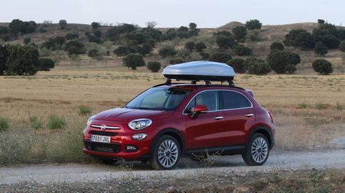 Fiat se apunta a la moda del todocamino con este 500X, un SUV a escala pequeña