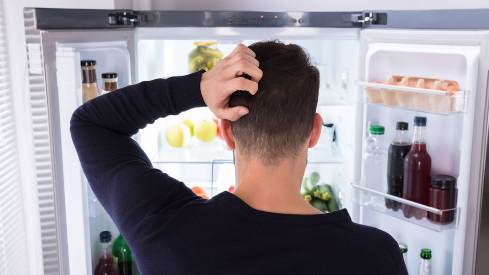 Foto: No debes combatir el estrés con la alimentación (iStock)