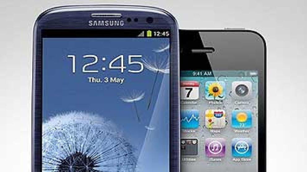 Samsung y Apple son sancionadas por violación mutua de patentes
