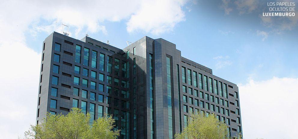 Foto: Edificio Herre, sede de Amadeus en Madrid. (Wikipedia: Luis García -Zaqarbal)