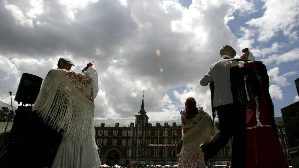 Foto: Fiestas de San Isidro en Madrid. (EFE)