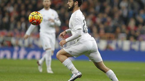Isco no da ni mete goles, pero el Bernabéu le aplaude por una croqueta