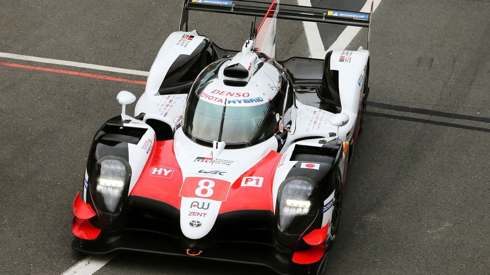 Foto: Toyota se queda sin su doblete. (EFE)