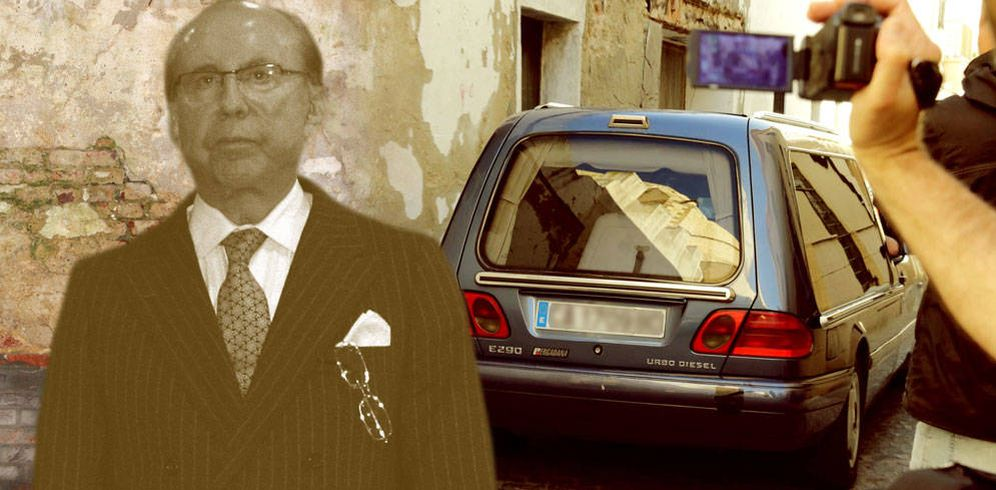 Foto: José María Ruiz Mateos en un fotomontaje realizado en Vanitatis.