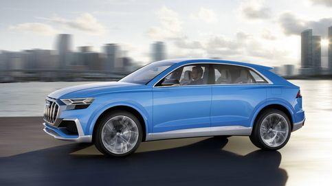 Audi lanzará al mercado dos nuevos todocamino: el Q8 en 2018 y el Q4 en 2019