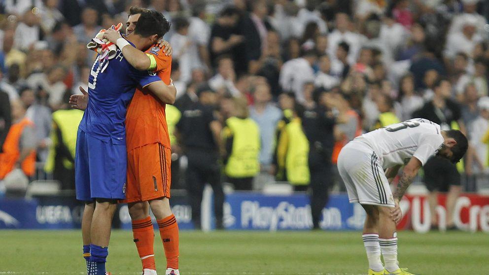 El día que Iker fue Casillas de verdad no le valió de nada a un Madrid sin corona