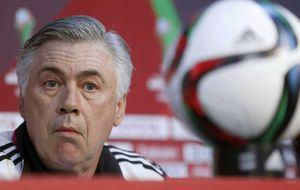 Ancelotti ya ha decidido quién será el portero, pero no quiere decirlo