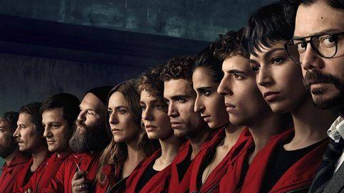 Netflix saca pecho tras el éxito arrollador de 'La casa de papel' en todo el mundo