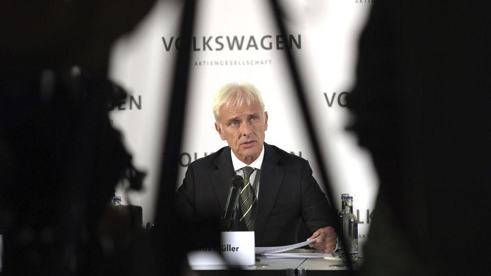 Müller (Porsche) asume la presidencia de Volkswagen tras el caso emisiones