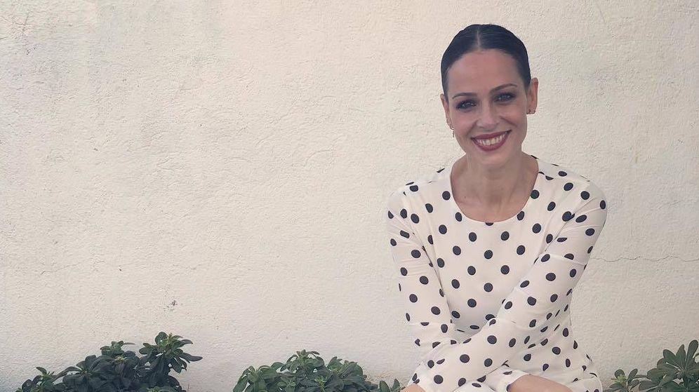 Foto: Sonriente, la conocida presentadora no teme hacer pública su versión más natural. (Instagram)