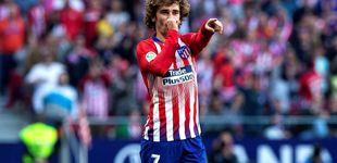 Post de El verdadero enredo de Griezmann con el Real Madrid y el 'never, never' de Florentino