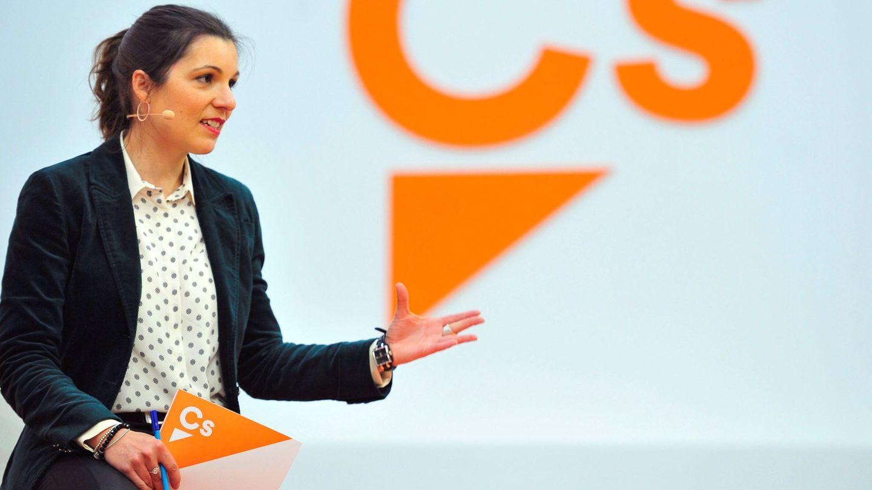 La cabeza de lista a las elecciones generales por Valladolid, Soraya Mayo. (EFE)