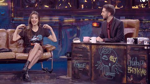 Ana Guerra se desata con bromas sexuales ante Broncano en 'La resistencia'
