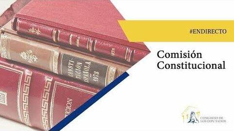 Vídeo | Siga en directo la Comisión Constitucional con Félix Bolaños