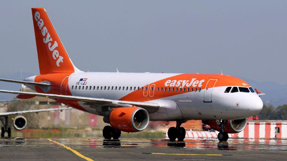 Foto: Avión de Easyjet (Reuters)