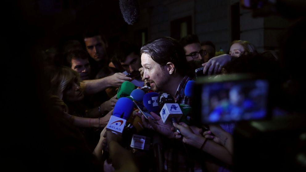Iglesias asegura que algunos socialistas quieren cortarle la cabeza a Sánchez